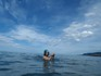 ヒスイ海岸海水浴